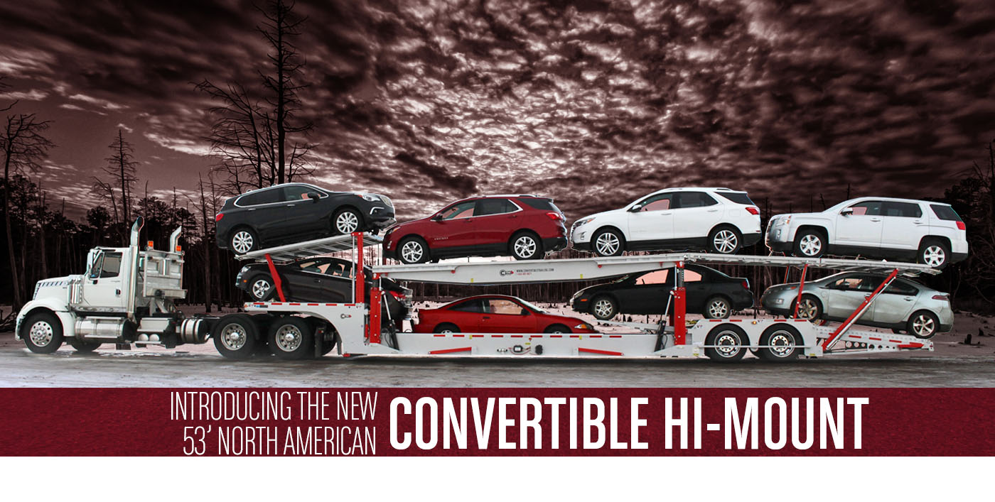 Convertible Trailer Manufacturing